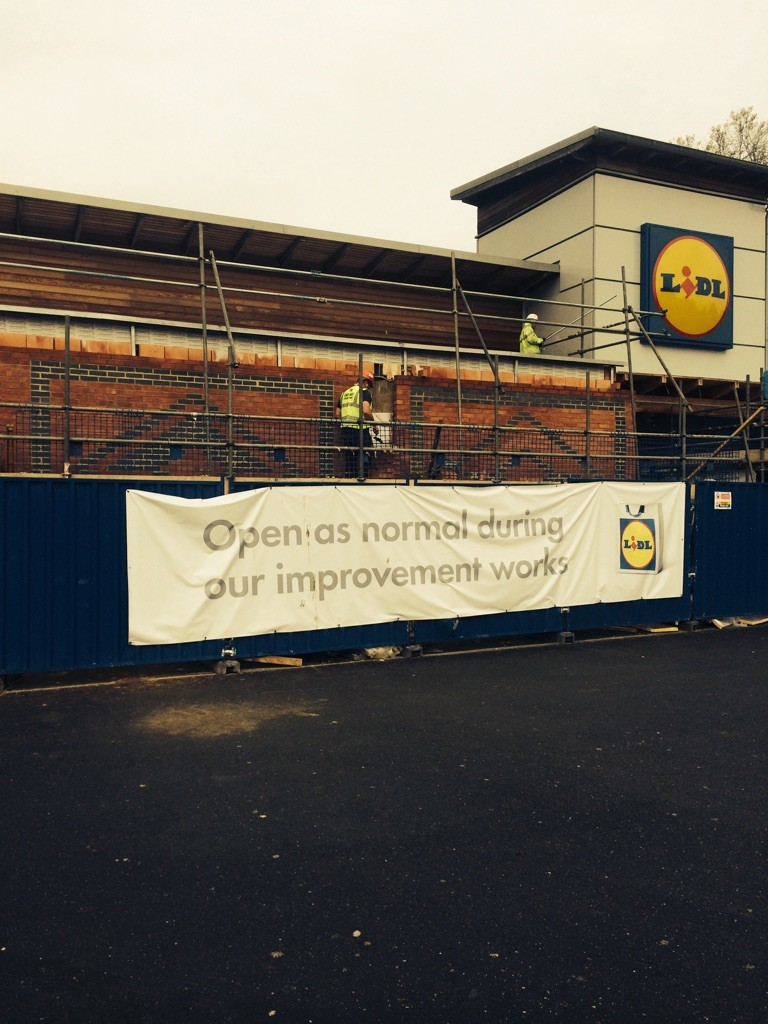 Main image of Lidl Project